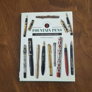 FOUNTAIN PENS COMPACT STUDY GUIDE AND IDENTIFIER